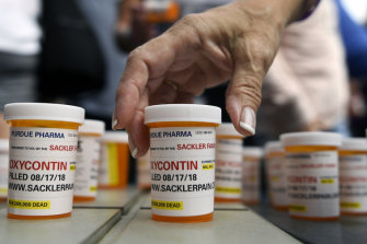 The family that runs Perdue Pharma, maker of OxyContin, has filed for bankruptcy.