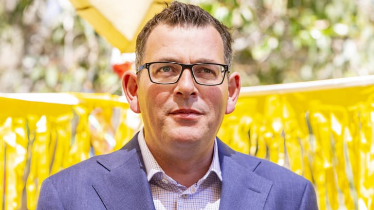 Premier Daniel Andrews and state Labor are increasingly confident of their prospects.
