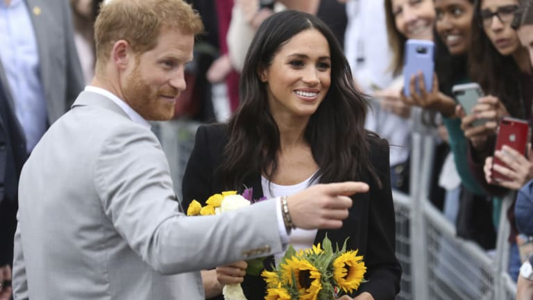 Sometimes, setups do work out. Exhibit A: Harry and Meghan