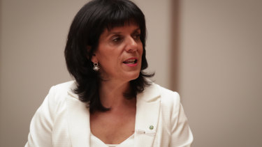 Liberal MP Julia Banks has also alleged bullying and intimidation over the leadership spill.