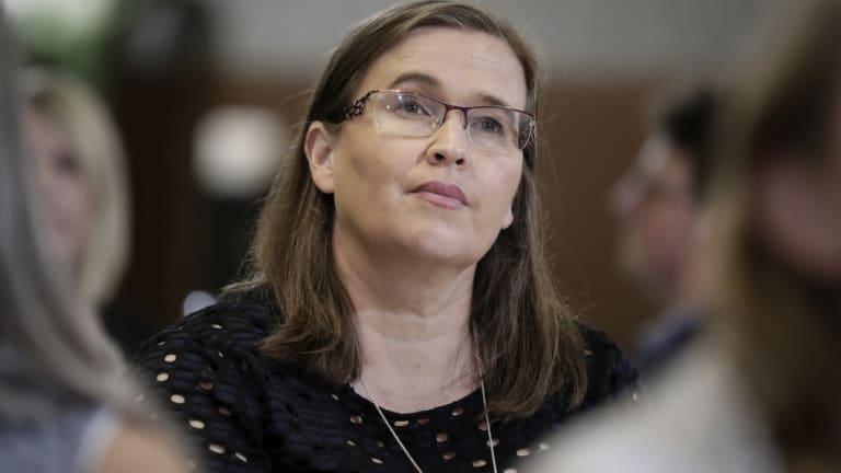 Sex Discrimination Commissioner Kate Jenkins.