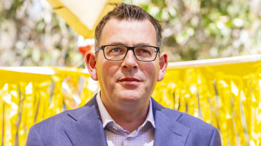 Daniel Andrews and his Labor government were re-elected in a landslide in November.