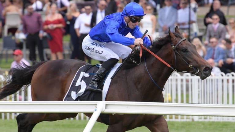Gift horse Tassort pushes black type claims for Slipper sounding board