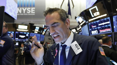 After two days of declines, Wall Street finished in positive territory.