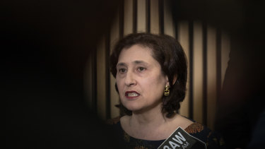 Environment Minister Lily D'Ambrosio responds to Victoria's recycling crisis.