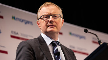 Reserve Bank governor Philip Lowe suggested that rates could be cut next month and that governments needed to look at structural reform.