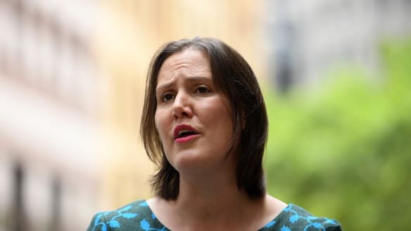 Jobs Minister Kelly O'Dwyer says the fall in the unemployment rate shows a tightening jobs market that will deliver wages growth