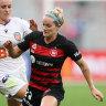 W-League: Wanderers' Kristen Hamilton wins 2020 Julie Dolan Medal