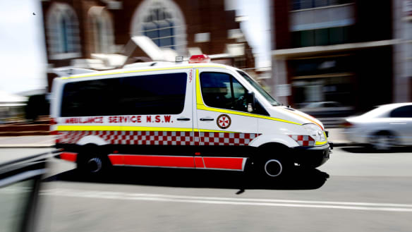 Man dead after mob of 'angry males' swarms paramedics