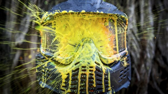 Paintball age limit lowered to 12 years across NSW