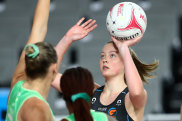 At just 19, Sophie Dwyer was suddenly the Giants starting GA.