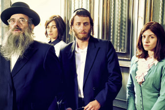 A Jewish orthodox father and son look for love in the tender family drama Shtisel.