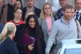 Everyone was asking this question about Meghan Markle's travel outfit