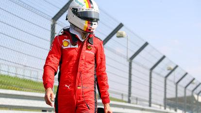 Vettel should quit Ferrari now, says Berger