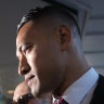 'I knew it was going to be offensive': Israel Folau stands by social media posts