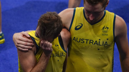 Dramatic shootout for gold ends in agony for Kookaburras