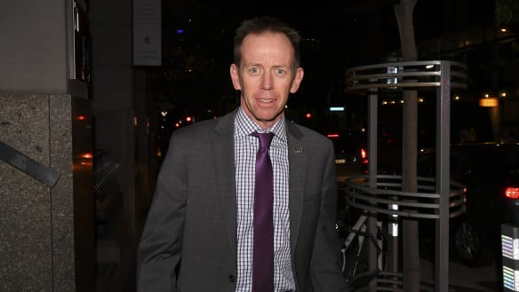 Shane Rattenbury hits back at claims he nipped out during energy talks