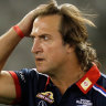 'Stakes are high': Beveridge urges young Dogs to beat Dockers and make the finals