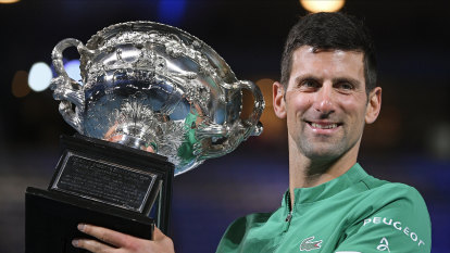 'Doesn't matter whether you are No.1 in the world': No Australian Open for unvaccinated tennis players