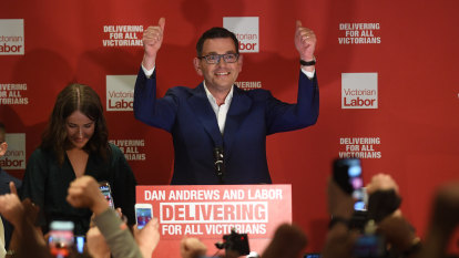 Andrews government used China deal to target Liberal seats