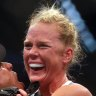 'Sick to my stomach': Holly Holm spurred on by close calls