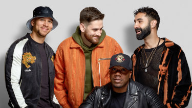 DJ set Rudimental are set to perform in Jindabyne this weekend.