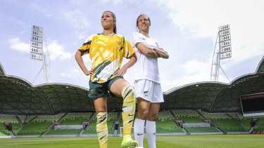 Australia and New Zealand are joining forces for the 2023 Women's World Cup bid.