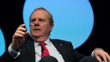 Future Fund chairman Peter Costello: Since its inception in 2006 the fund has consistently outperformed its benchmark.