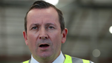 WA Premier Mark McGowan announced a $154 million package to support landlords and the construction industry on Thursday.