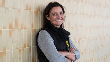 Jacqui Lambie's vote will be crucial to secure passage of the Ensuring Integrity Bill.