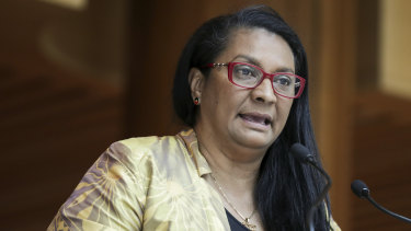 Nova Peris is calling for change from the IOC.