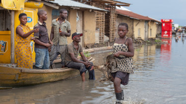 In May, western Uganda was hit by flash floods when heavy rain caused major rivers to burst their banks.