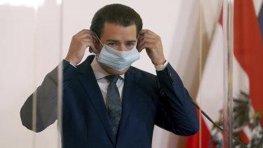 Austrian Chancellor Sebastian Kurz has ordered three days of mourning.