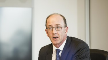 Australian Institute of Company Directors chief executive Angus Amour