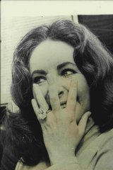 Elizabeth Taylor's Krupp Diamond ring.