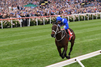 This year's Cox Plate will be without four-time reigning champion Winx, now retired.