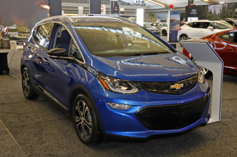 73,000 Chevy Bolt vehicles are included in the latest recall.