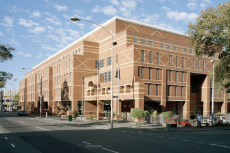 "Melbourne Assessment Prison, where William ""Bill"" Maxwell worked prior to the Dame Phyllis Frost Centre, where he died."