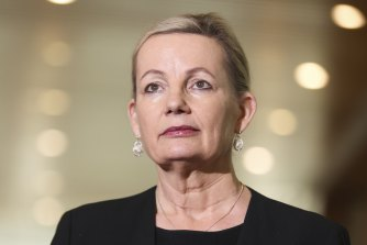 Environment Minister Sussan Ley railed against UNESCO in an opinion piece on Wednesday.