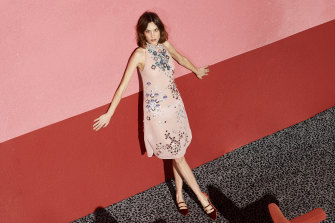 """Alexa Chung: """"Being famous is like listening in to a dinner party where everyone is slagging you off."""""""