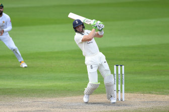 Jos Buttler helped set England up for victory.