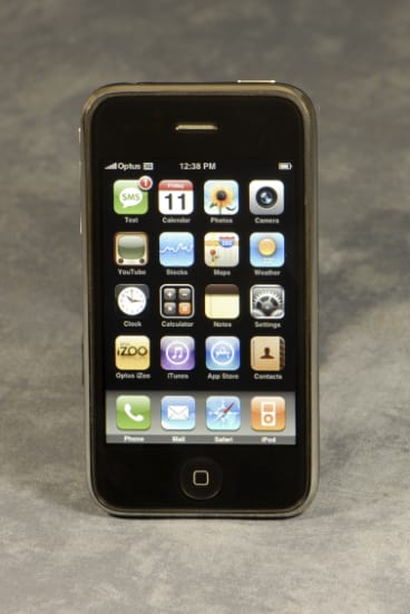 The Apple iPhone 3G