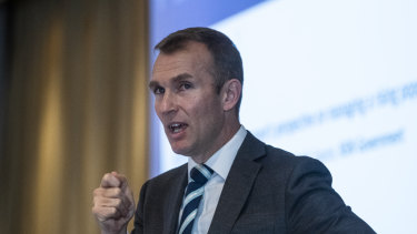 NSW Planning Minister Rob Stokes has spoken about the challenges of providing good growth.