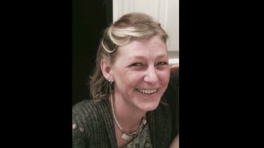Dawn Sturgess, who died after being exposed to nerve agent novichok.