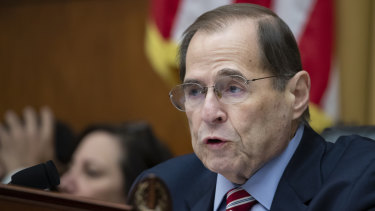 Jerry Nadler, chairman of the House Judiciary Committee, issued a subpoena for all the evidence in the Mueller report.