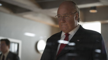 Russell Crowe's TV transformation into Roger Ailes