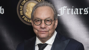 Lewis Black in New York last year.