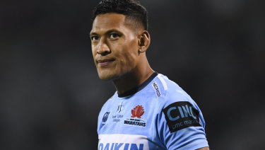 A matter for God, contract law or freedom of speech? Israel Folau will state his case this weekend.