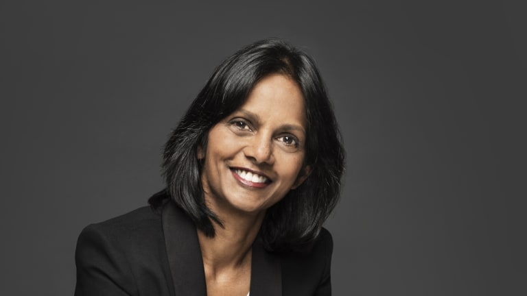 Shemara Wikramanayake wants to see companies provide both men and women more opportunity to work flexibly.