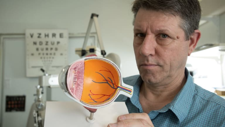 Johnson & Johnson Vision has given Professor Collins and his team extra funding to continue working on improved contact lens designs while initial lenses are being trialled.